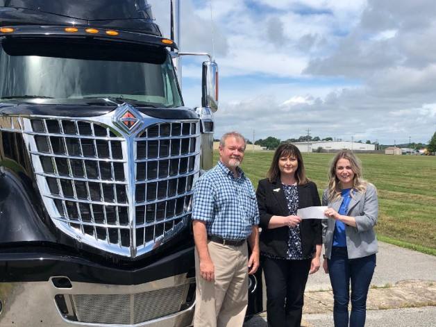 NEA Intermodal Donates to New Class A CDL Training Program