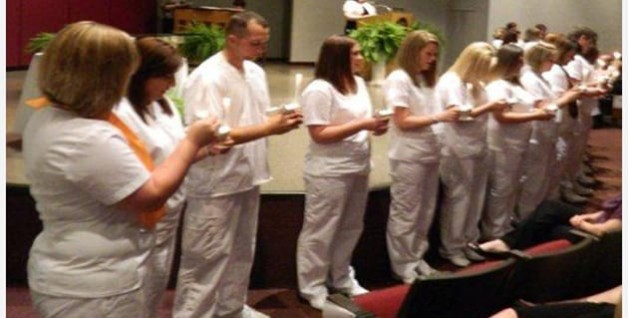Pinning & Graduation Held for Practical Nursing