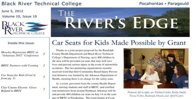 The River's Edge – Volume 10, Issue 10