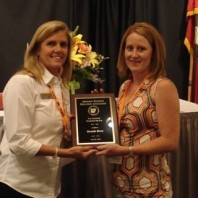 Kersey Named ABEA Post-Secondary Teacher of the Year