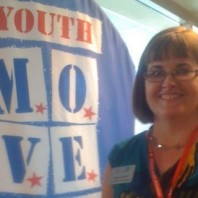 Caldwell Gives Presentation on Nutrition at YMA Conference