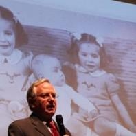 Holocaust Survivor Speaks to Over 2,000