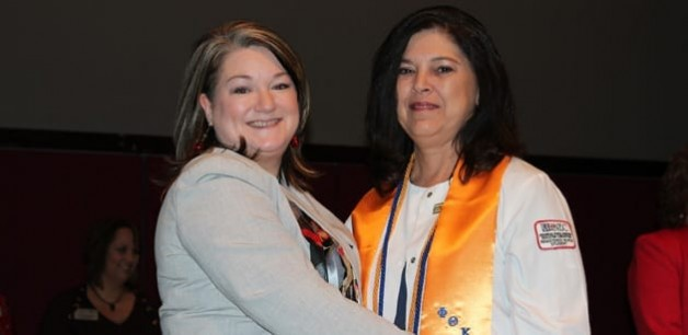 Nursing Classes Celebrate at Graduation