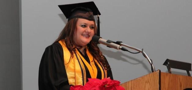 Record Number Graduate in December