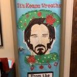 Christmas Door Fraley