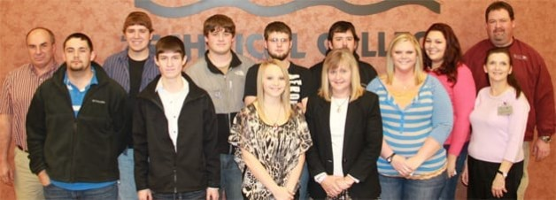 NTHS Ceremony Honors Students