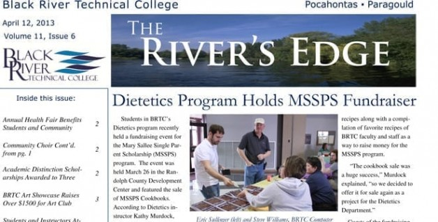 The River's Edge – Volume 11, Issue 6
