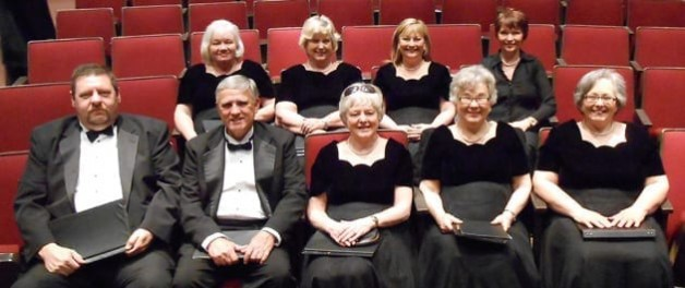Community Members Play Important Role in BRTC's Kimbrough Choir