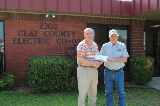 Clay County Electric Refund