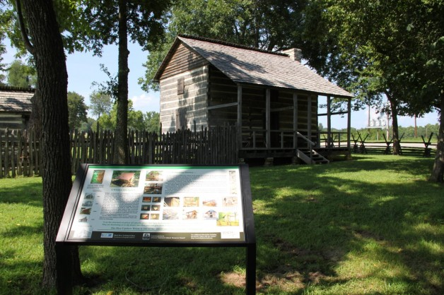Interpretive Panels Installed at REACH Sites
