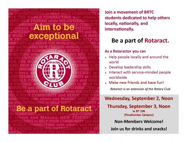 Rotaract Meeting