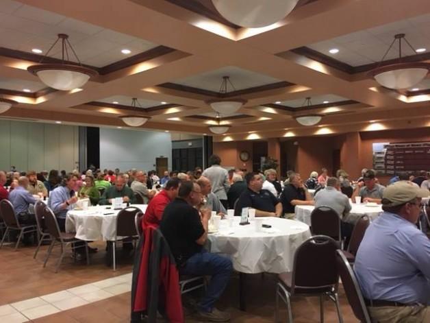 Spring BRTC Advisory Meetings and Dinner Held