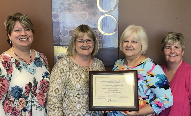 BRTC Adult Education Program is Top in State for Educational Gains