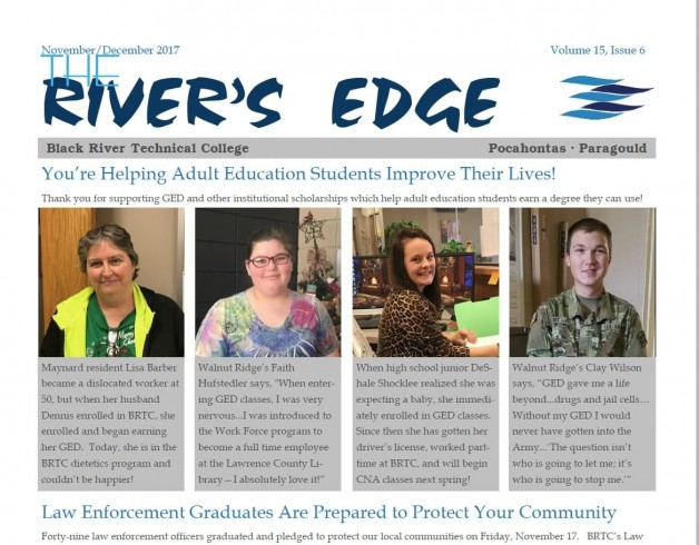 The River's Edge, Volume 15, Issue 6