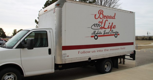 Mobile Food Pantry in Pocahontas Monday 11/18
