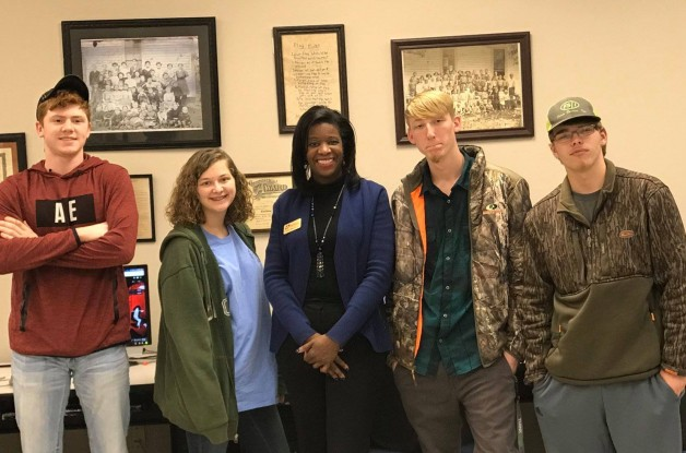 Arkansas Deputy Director for Adult Education Visit BRTC