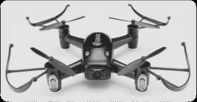 Dynamics of Drones