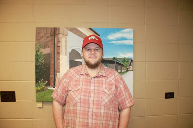 Black River Technical College President's Scholarship Awarded to James Freeman