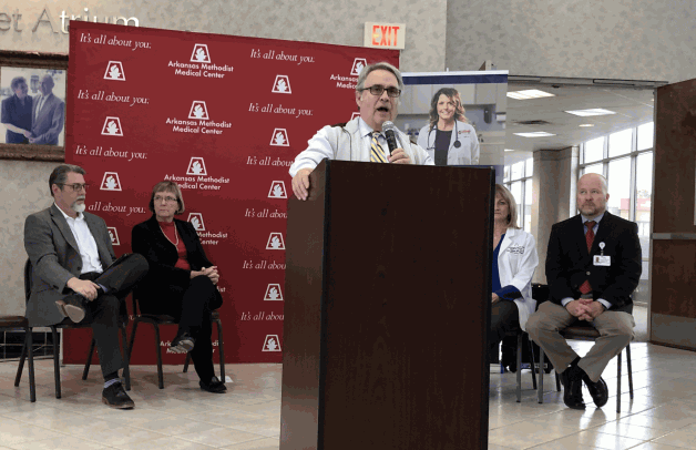 AMMC to Be an Instructional Site for BRTC Registered Nursing Classes