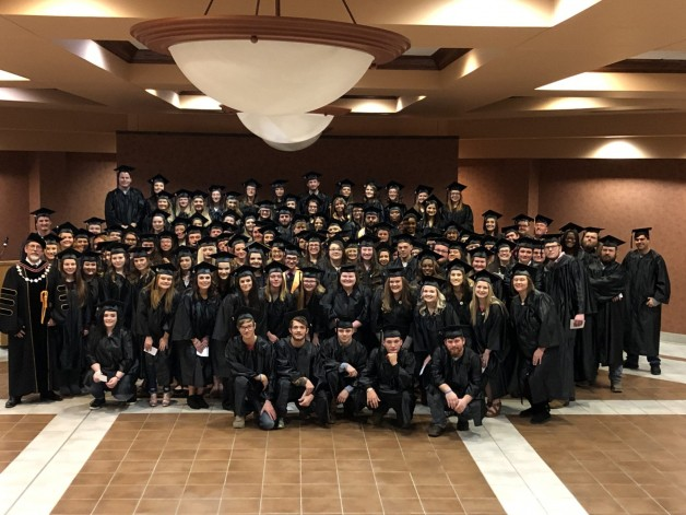 BRTC Holds Fall 2019 Commencement