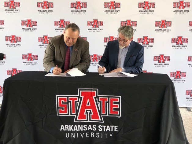 BRTC Signs Memorandum of Agreement with ASU