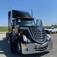 BRTC Semi-Truck Arrives at Campus!