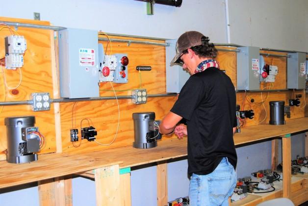 BRTC's Paragould Local Electrical Apprenticeship (PLEA) Program