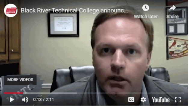Black River Technical College announces re-opening plans