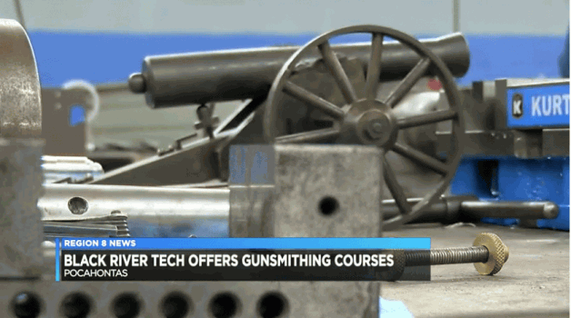 College aims to make history with unique gunsmithing course