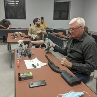 Local Gunsmiths Give Presentations in Black River Technical College's Gunsmithing Program