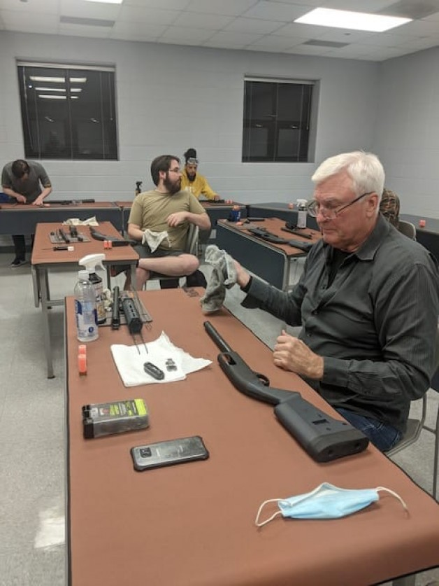 Local Gunsmiths Give Presentations in Black River Technical College's Gunsmithing Program