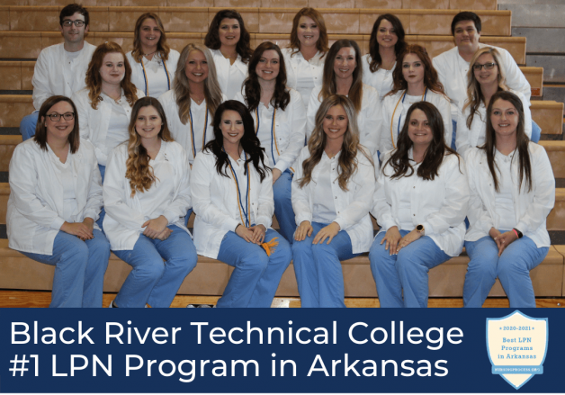 BRTC LPN Program Named Best Arkansas