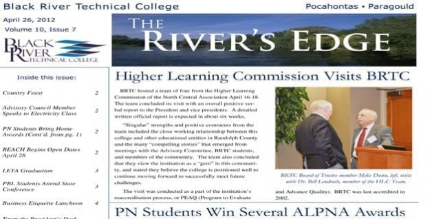 The River's Edge – Volume 10, Issue 7