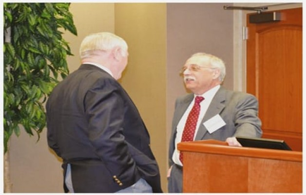 Higher Learning Commission Visits BRTC