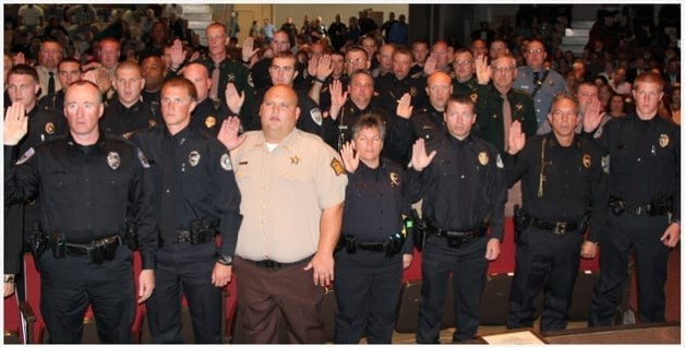 LETA Graduation Ceremony Held for 45 Officers