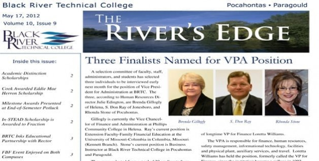 The River's Edge – Volume 10, Issue 9