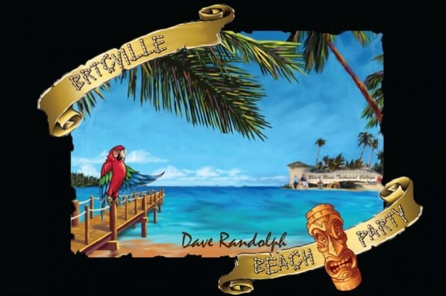 BEACH PARTY and Workshops Featuring Grammy Winner Dave Rudolf