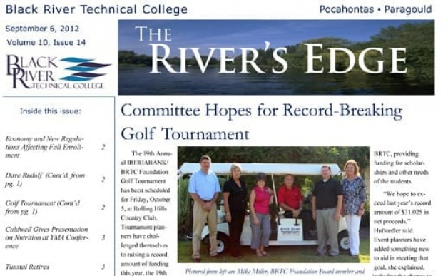 The River's Edge – Volume 10, Issue 14