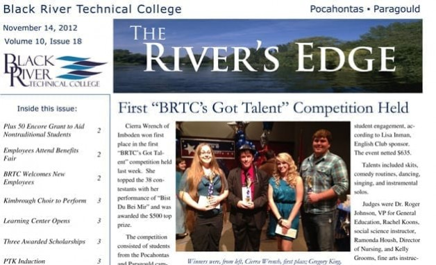 The River's Edge – Volume 10, Issue 18