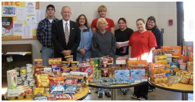 """Backpacks for Kids"" is Focus of FEA Service Project"